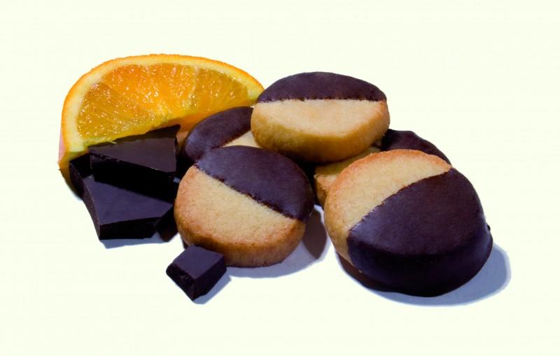 Orangentaler Weihnachtsgebäck.Heimlichs Kekse Schokolade Für Gluten Allergiker Reis Orangen